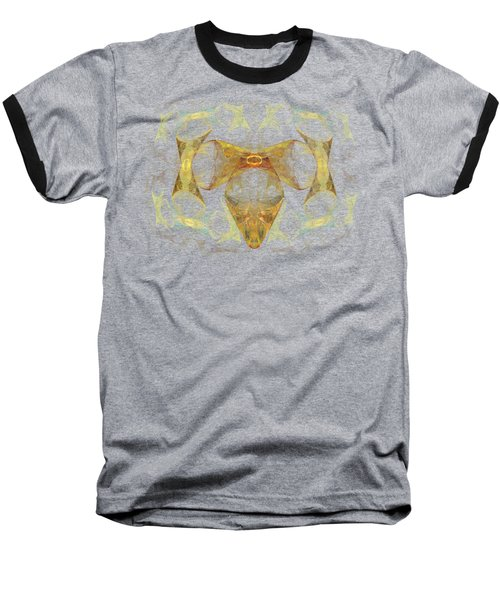 Buttons And Bows Baseball T-Shirt