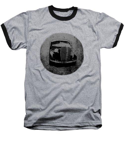 Buzz Art Round By Lesa Fine Baseball T-Shirt
