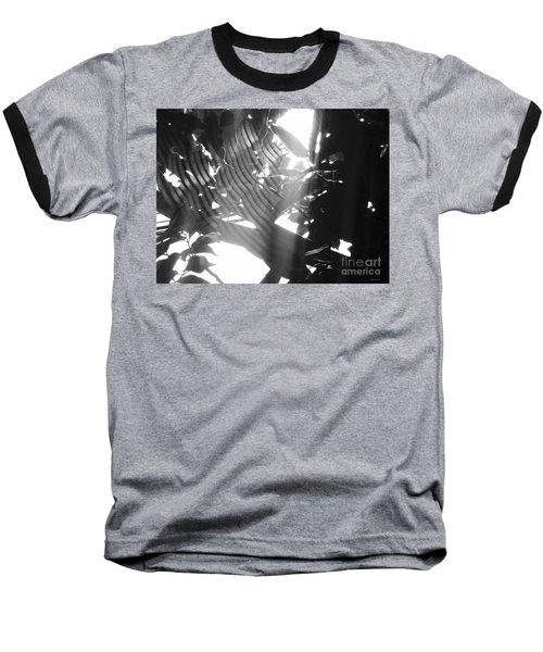 Baseball T-Shirt featuring the photograph Bw Radiance by Megan Dirsa-DuBois