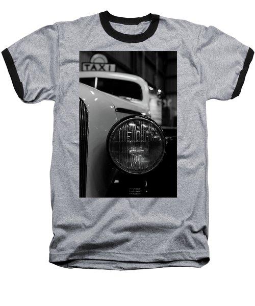 Bw Taxi Baseball T-Shirt