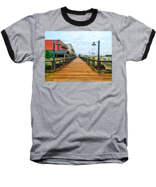 By George Baseball T-Shirt