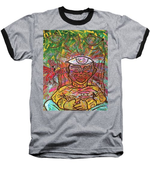 By The Bodhi Tree Baseball T-Shirt