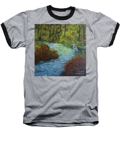 By The Brook Baseball T-Shirt