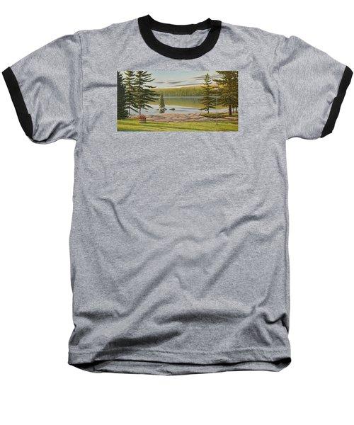 By The Lakeside Baseball T-Shirt