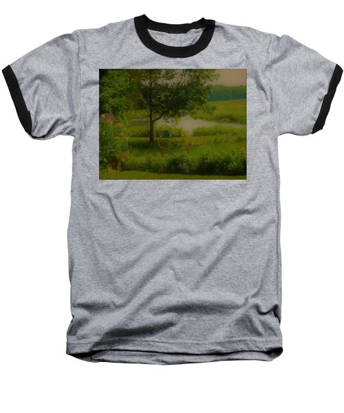 By The Little River Baseball T-Shirt