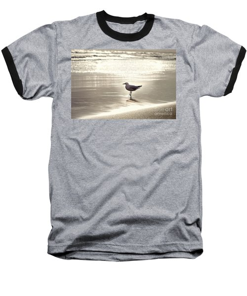 By The Sparkling Sea Baseball T-Shirt