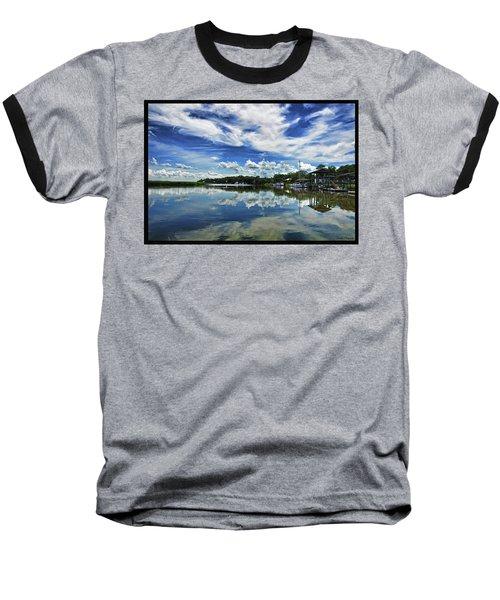 By The Still River Baseball T-Shirt