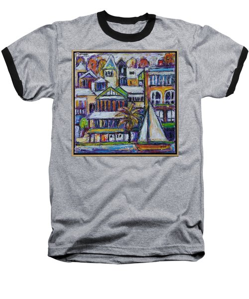 By The Water - Freo Baseball T-Shirt