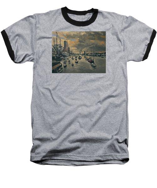 Bye Bye Sail Amsterdam Baseball T-Shirt
