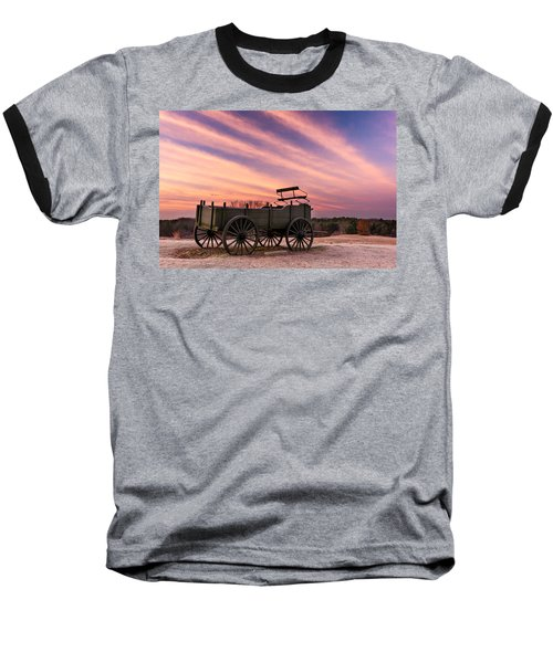 Bygone Days Baseball T-Shirt
