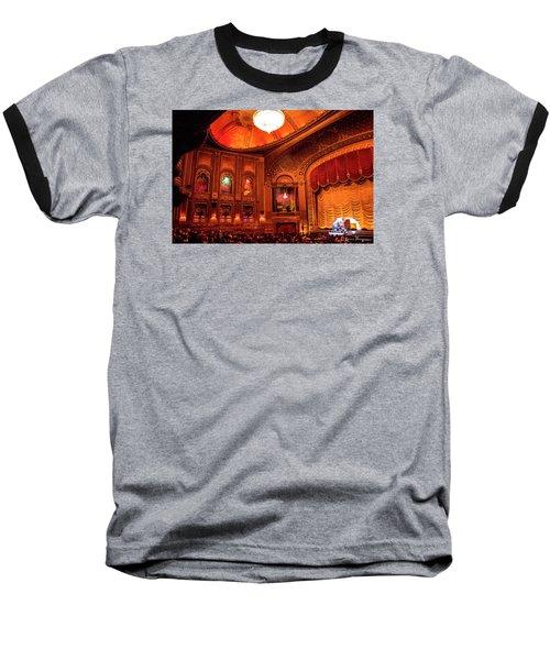 Byrd Theatre Organist II Baseball T-Shirt