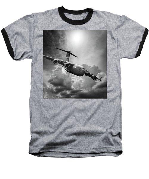 C-17 Globemaster Baseball T-Shirt