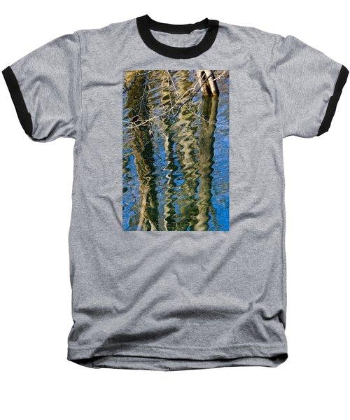 C And O Abstract Baseball T-Shirt
