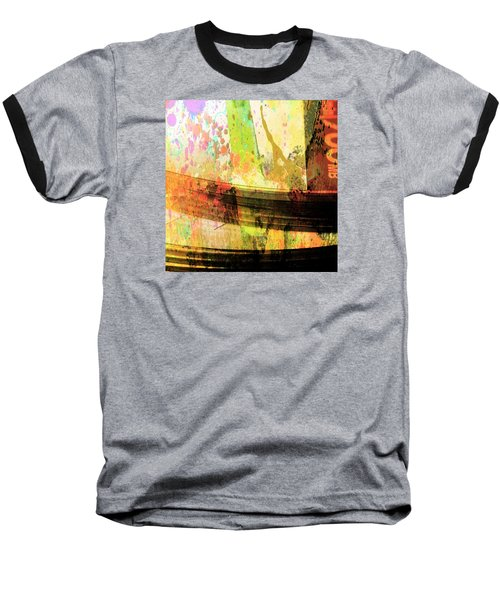 Baseball T-Shirt featuring the photograph C D Art by Bob Pardue