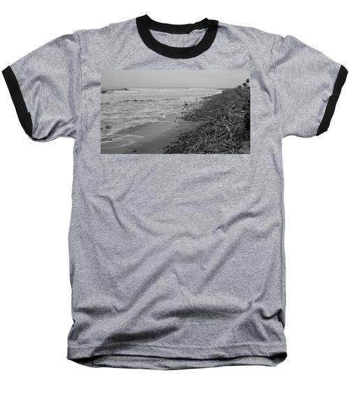 C Street Winter Baseball T-Shirt by Mark Barclay
