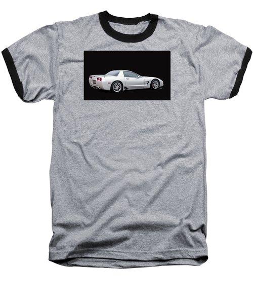 C6 Corvette Baseball T-Shirt