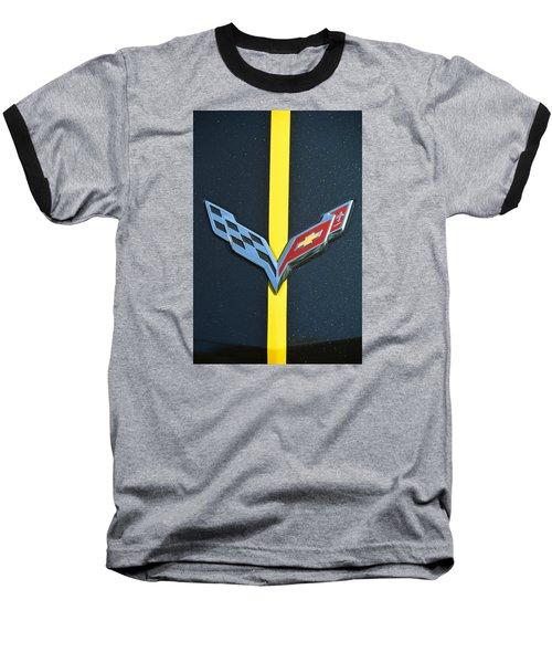 C7 Marque Baseball T-Shirt