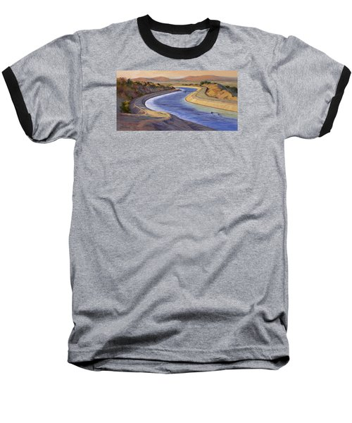 Ca Aqueduct 2 Baseball T-Shirt by Jane Thorpe