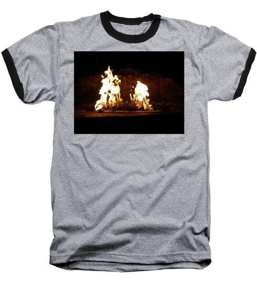 Cabana Fire  Baseball T-Shirt