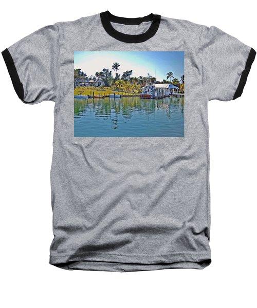 Cabbage Key Baseball T-Shirt