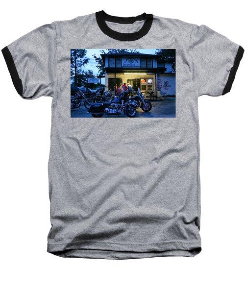 Cabbage Patch Bikers Bar Baseball T-Shirt
