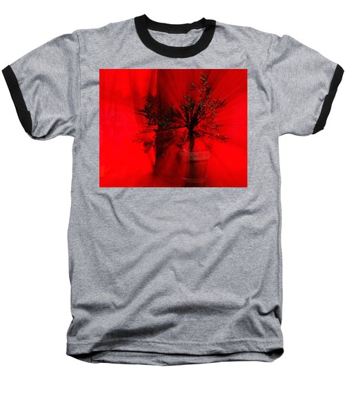 Baseball T-Shirt featuring the photograph Cabin Fever Dance by Susan Capuano