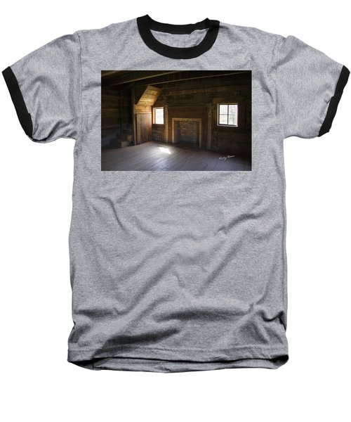 Cabin Home Baseball T-Shirt