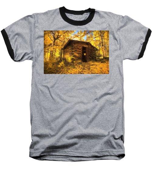 Cabin In The Woods Baseball T-Shirt
