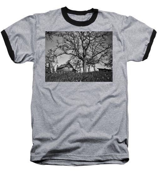 Cabin Baseball T-Shirt