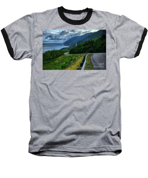 Cabot Trail Baseball T-Shirt