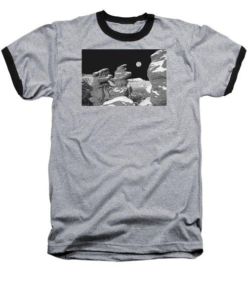 Cabrakan, The Mayan God Of Mountains  Baseball T-Shirt