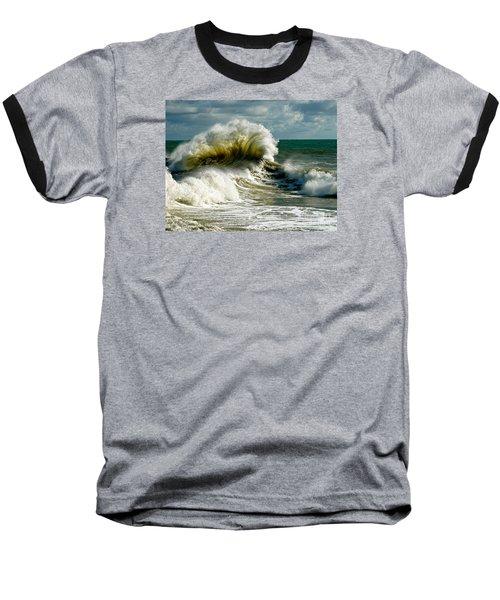 Cabrillo Shorebreak  Baseball T-Shirt