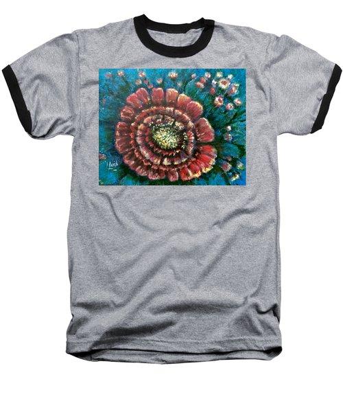 Cactus # 2 Baseball T-Shirt