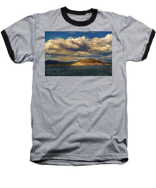 Cactus Island Baseball T-Shirt