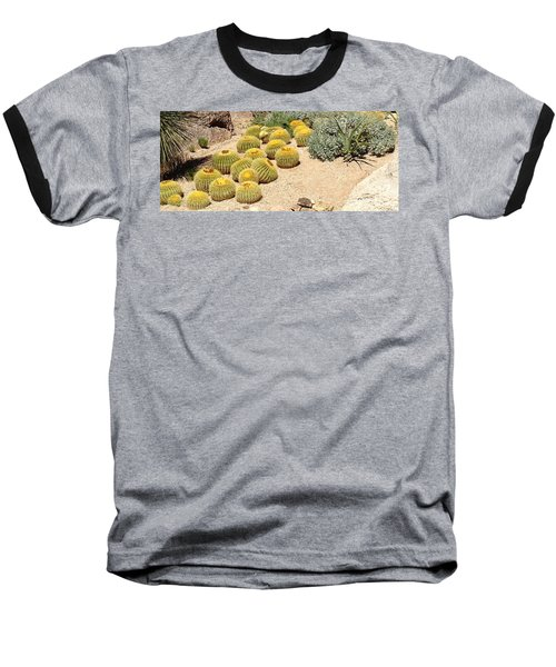 Cactus Parade Baseball T-Shirt