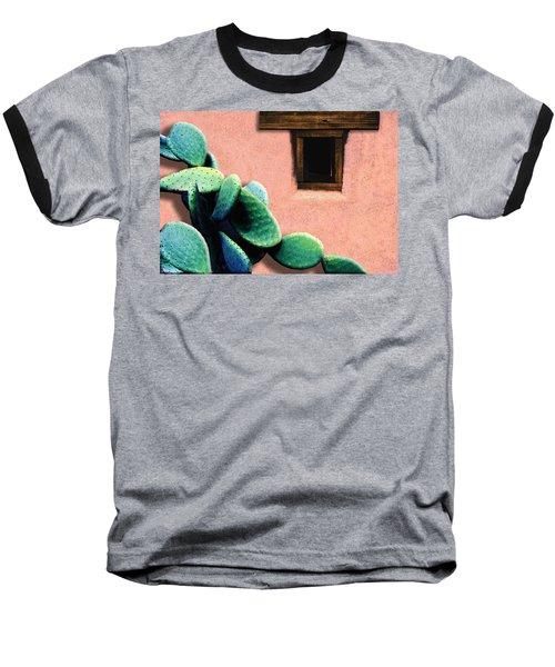 Cactus Baseball T-Shirt