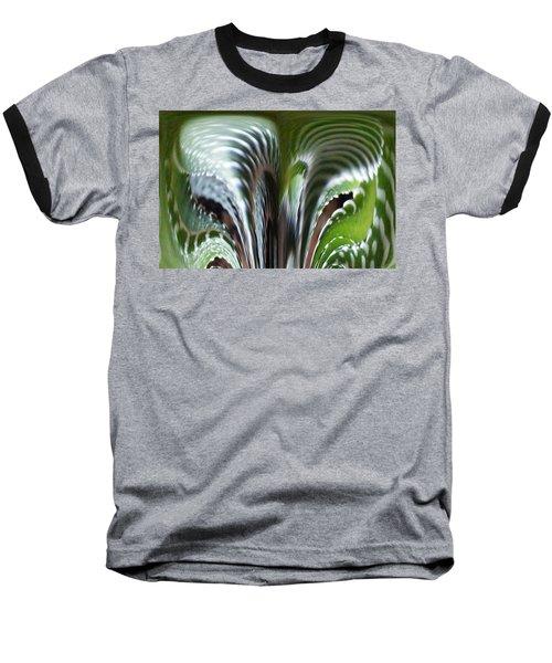 Cactus Predator Baseball T-Shirt