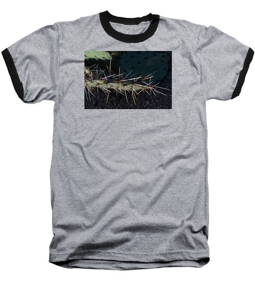 Baseball T-Shirt featuring the photograph Cactus San Tan 10 by Carolina Liechtenstein
