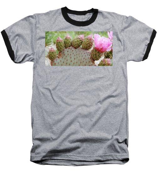 Cactus Toes Baseball T-Shirt
