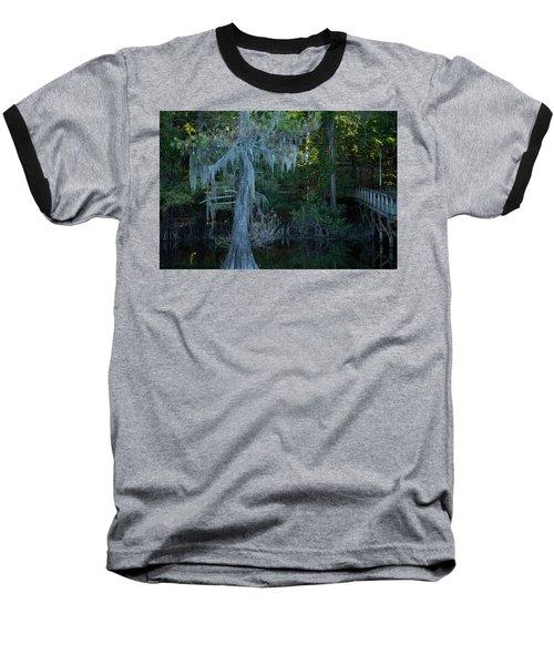 Caddo Lake #1 Baseball T-Shirt