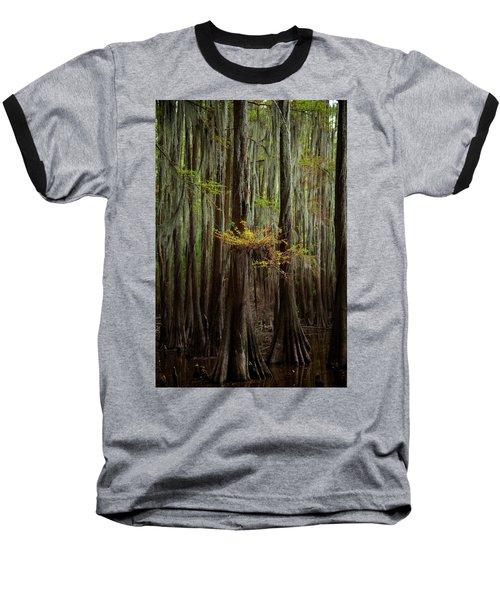 Caddo Lake #5 Baseball T-Shirt