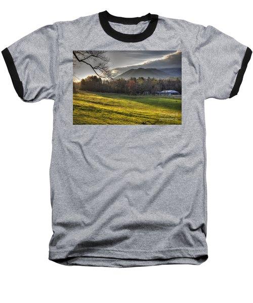 Cades Cove, Spring 2016,ii Baseball T-Shirt by Douglas Stucky