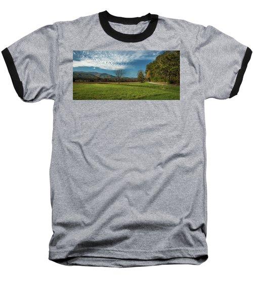Cades Cove Tennessee Baseball T-Shirt