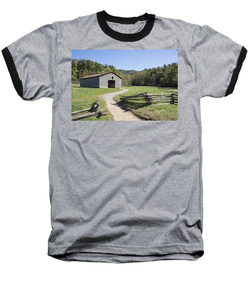 Cades Stables Baseball T-Shirt by Ricky Dean