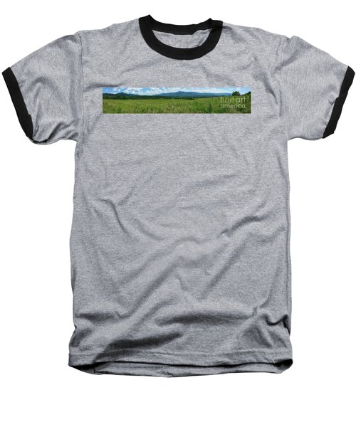 Baseball T-Shirt featuring the photograph Cades Valley by Geraldine DeBoer