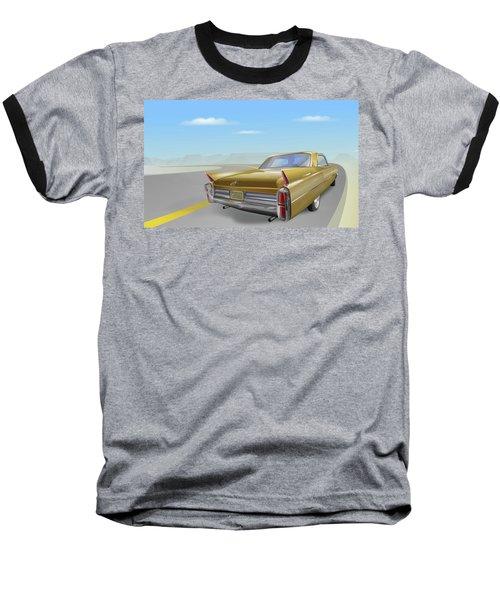 Cadillac De Ville Baseball T-Shirt