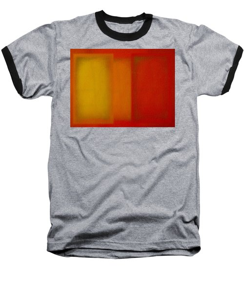 Cadmium Lemon Baseball T-Shirt