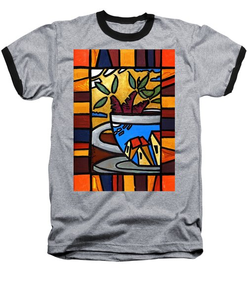 Cafe Caribe  Baseball T-Shirt