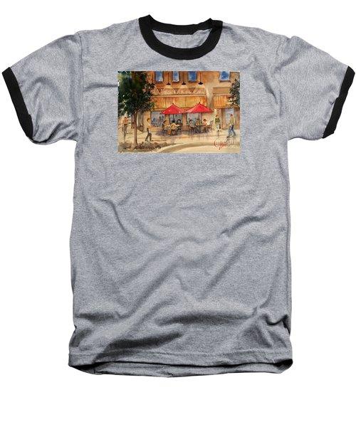 Cafe Chocolate Baseball T-Shirt