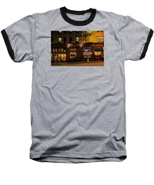 Cafe De La Presse On Bush St Baseball T-Shirt